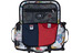 The North Face Base Camp Duffel XS TNF Red Sticker Bomb Decay Print/TNF Black